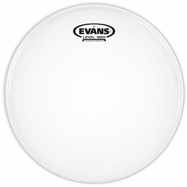 Evans Genera G1 12-inch Tom / Snare Drum Head - B12G1